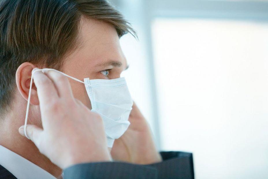 Mascarillas para protegerse de los virus